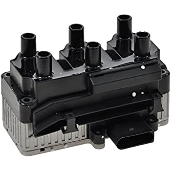Ignition Coil Delphi GN10469 fits 99-02 VW Jetta 2.8L-V6