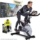 Sportstech SX400 Cyclette Professionale - Marchio di qualità Tedesco - Eventi Video e Multiplayer...