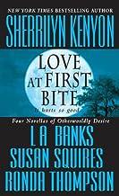 Love at First Bite (Vampire Huntress Legend series)
