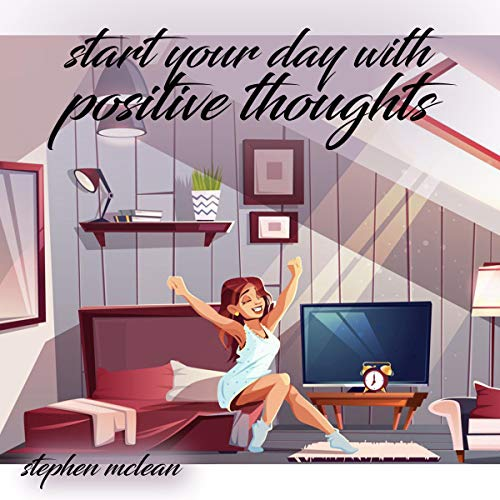 『Start Your Day With Positive Thoughts』のカバーアート
