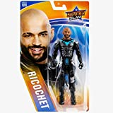 COLLECTOR WWE Series 109 - Ricochet - Summerslam Action Figure, bring home the action of the WWE - Approx 6'