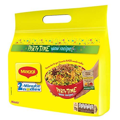 Maggi 2 Minutes Masala Noodles 2