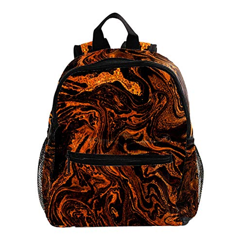 Children's Backpack, Kids Schoolbag Stylish Students Bookbag for Boys Girls Magma