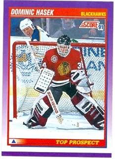 1992 score hockey cards
