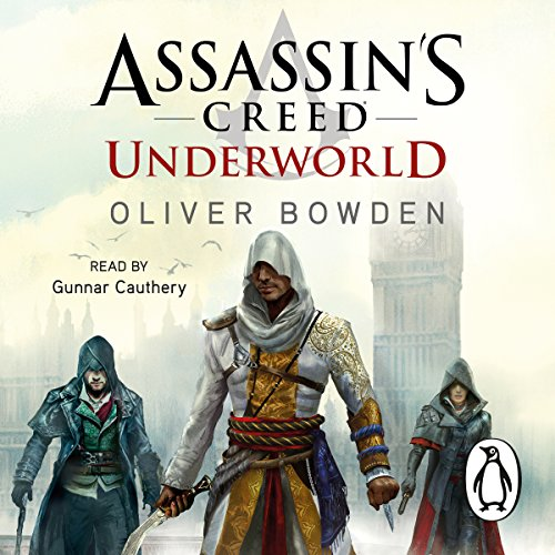 Assassin's Creed: Underworld audiobook cover art