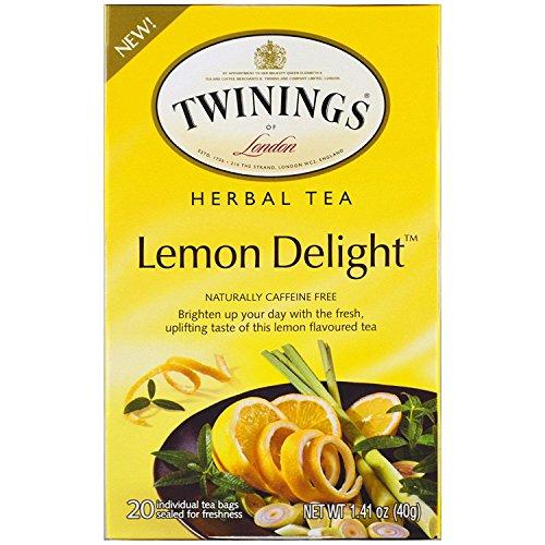 Twining Tea Herbal Lemon Delight, 1.41 oz