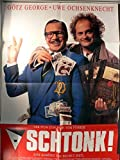 Schtonk! - Götz George - Uwe Ochsenknecht - Filmposter A1