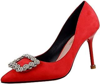 BalaMasa Womens APL12188 Pu Heeled Sandals