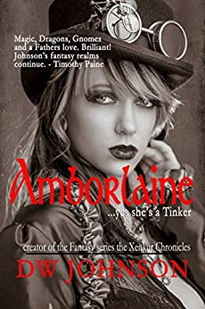 Amborlaine: Epic Sword and Sorcery Action Adventure by [DW Johnson]