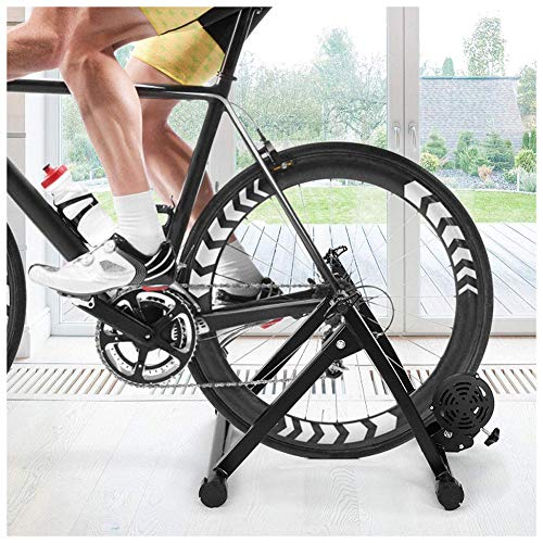 TANCEQI Bicicleta De Interior Plegable...