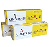 (Pack Of 3) Children's Strawberry Toothpaste   KINGFISHER