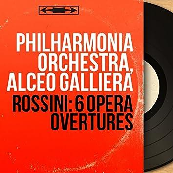 Rossini: 6 Opera Overtures (Mono Version)