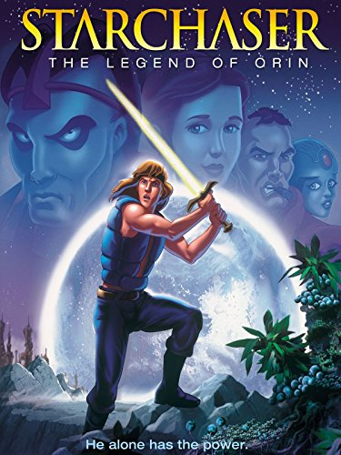 Starchaser The Legend Of Orin