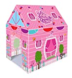 Toyshine Home Sweet Home Tent House, Play Tent for Kids, Pretend Playhouse, Made in India