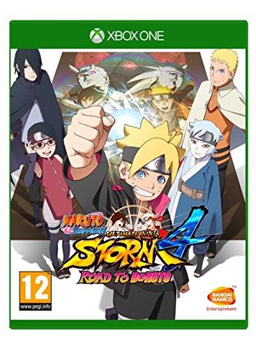 Naruto Shippuden Ultimate Ninja Storm 4: Road to Boruto (Xbox One) (New)