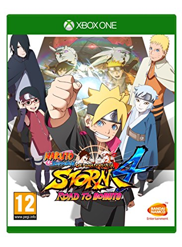 Naruto Shippuden, Ultimate Ninja Storm 4, Road to Boruto Xbox One