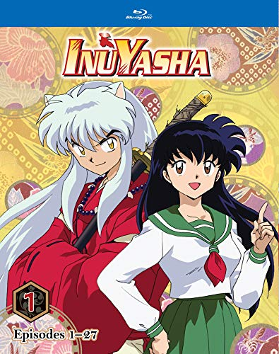 Inuyasha Set 1 (BD) [Blu-ray]