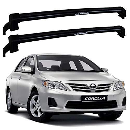 Rack New Wave Corolla 2009 / 2014 Preto EQMAX