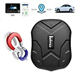 TKSTAR GPS Car Tracker, Waterproof Vehicles Tracking Device Long Battery 3 Months Online