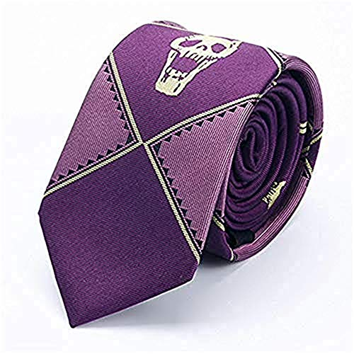 New Anime JOJO JoJo's Bizarre Adventure KILLER QUEEN Heavens Door Kira Yoshikage Tie Cosplay Costumes Props (Purple)