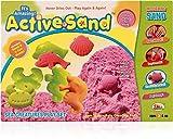 Ekta Active Sand Sea Creatures Play Set, Multi Color