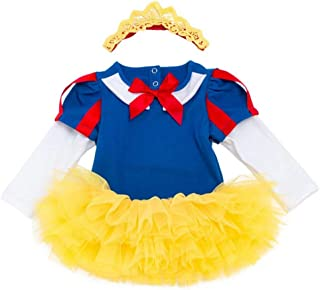 newborn snow white costume