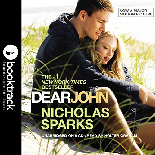 Page de couverture de Dear John: Booktrack Edition