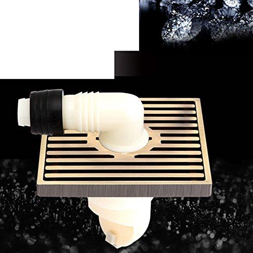 Wasmachine vloerafvoer Koper geur waterafvoer B