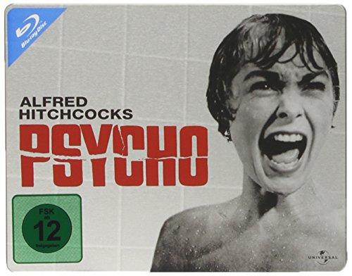 Psycho (Limited Quersteelbook) [Blu-ray]