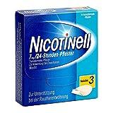 Nicotinell 7 mg/24-Stunden-Pflaster (bisher 17,5 mg) Stärke 3 (leicht), 14 St. Pflaster
