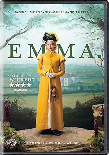 Emma (2020) - DVD