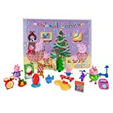 Peppa Pig PEP0798 2020 - Calendario dell'Avvento con personaggi e accessori Peppa Pig