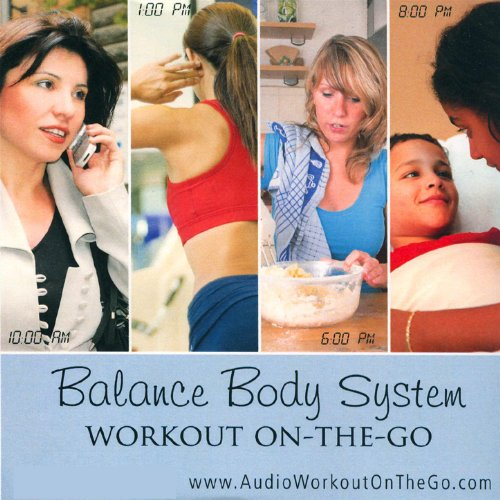 Balance Body System - Workout On-The-Go (Stationary Bike)