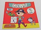 Libro para colorear de piratas