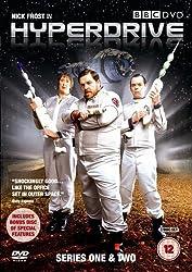 Hyperdrive on DVD