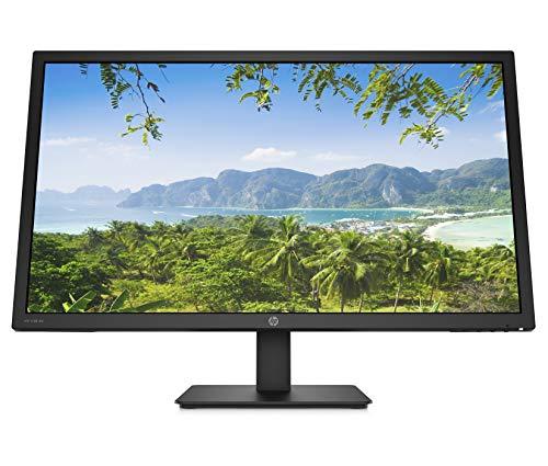"""HP V28 - Monitor de 28"""" UHD (16:9, 3840 x 2160 pixeles, 60 Hz, 1 ms, 2 x HDMI 2.0, 1 x DisplayPort 1.2) negro"""