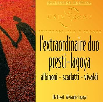 L'Extraordinaire Duo Presti-Lagoya