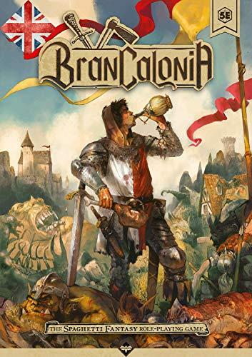 Brancalonia RPG Libro de ajustes