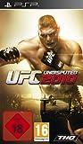 THQ UFC Undisputed 2010 - Juego (PlayStation Portable (PSP), Lucha, SO (Sólo Adultos))