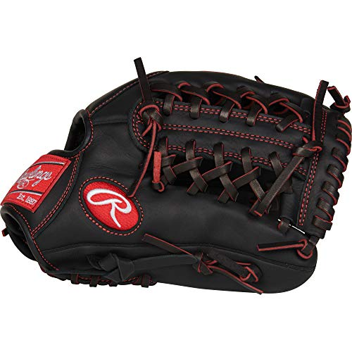 """Rawlings R9YPT4-4B-3/0 Baseball Youth Pro Taper 11 1/2"""" P/Inf, Right Hand Throw, Gloves"""