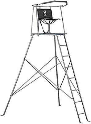 Summit Watchtower Ultra 10 Ft. Tripod Hunting Stand