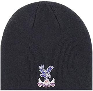 Crystal Palace FC - Authentic EPL Brand Navy Knit Hat