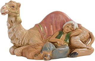 Zytoon bois dolivier chameau avec de leau bocaux 12,7/cm H