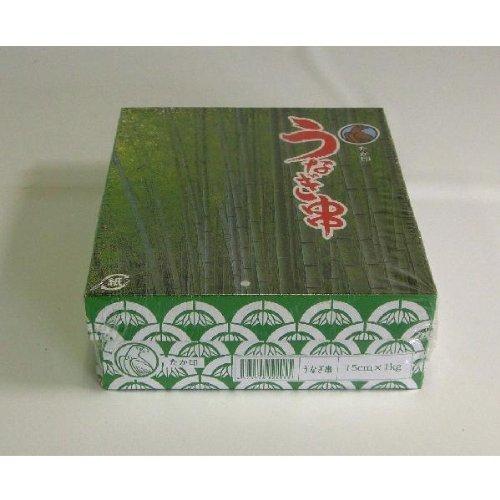 竹 うなぎ串 1kg 箱入 φ3.0×150 【商品コード】5573300