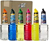 Finest Call Premium Bar Essentials Drink Mixes Variety, 1 Liter Bottles (33.8 Fl Oz), Pack of 6...