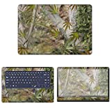 decalrus - Protective Decal Marijuana Skin Sticker for Asus ZenBook Pro UX550 (15.6' Screen) case Cover wrap ASzenbkPro_ux550-207