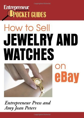 How to Sell Jewelry and Watches on eBay by Amy Jean Peters (2007-02-13)