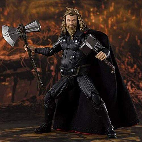 QWYU Endgame Thor Action Figure Toy Gift