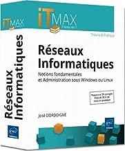 R?seaux Informatiques : Th?orie et Pratique (2 livres en 1) - Notions fondamentales et Administration sous Windows ou Linux