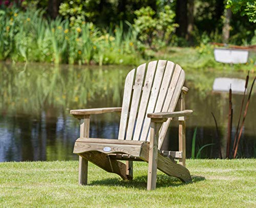 Zest4Leisure Lily Relax Seat - FSC Certified Pressure Treated Wood